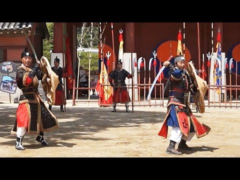 Korean Swords and spears: Joseon Martial Arts