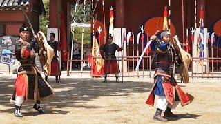 Korean Swords and spears: Joseon Martial Arts