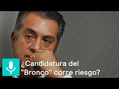 """""""El Bronco"""" habla sobre la revisión de firmas que realiza el INE - Despierta con Loret"""