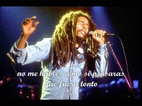 Waiting In Vain - Bob Marley (con Subtitulos En Español)