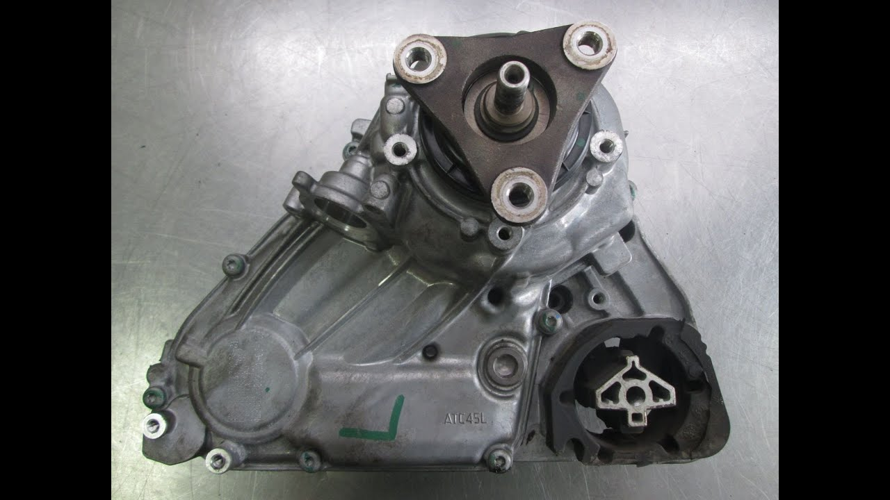 BMW Transfer Case Fluid Change/Code CF80