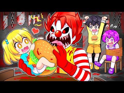 Don't Get EATEN In ROBLOX RONALD DINER OF TERROR!