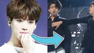 Rm Fake Love Performansında Yanlışlıkla Jungkookun Gömleğini Yırttı