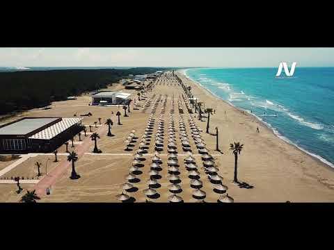 Plazhi i Spillese - Kavaje Albania (HD)