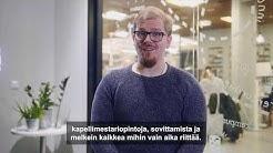 Opiskelijatarina: Antti-Jussi, musiikkipedagogi