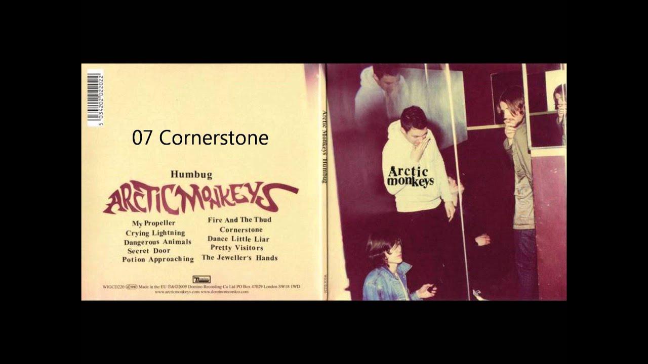 Arctic Monkeys- Cornerstone (Humbug) Lyrics - YouTube