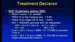 FRAX, WHO Fracture Risk Assessment Tool  - Chad Deal, MD