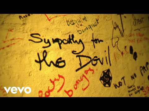 The Rolling Stones - Sympathy For The Devil (Official Lyric Video)