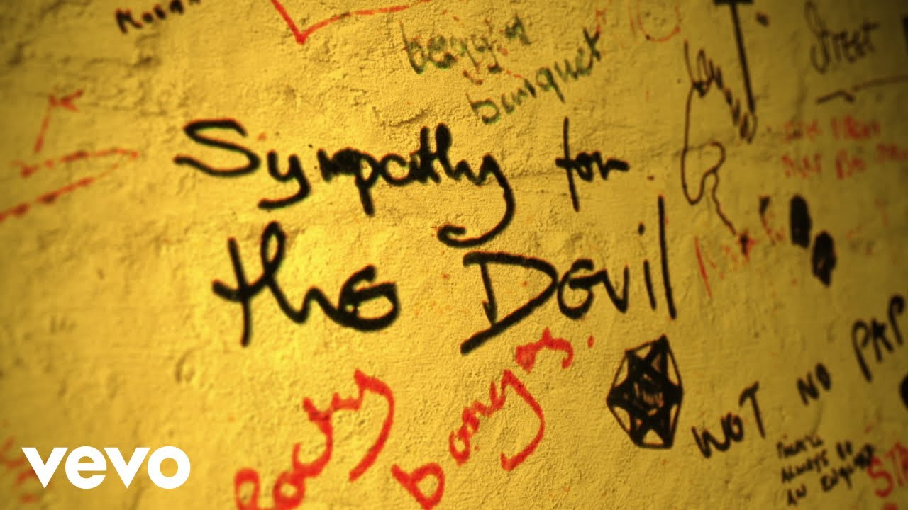 Photo of The Rolling Stones – Sympathy For The Devil (Official Lyric Video)