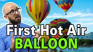 Who Invented the Hot Air Balloon?