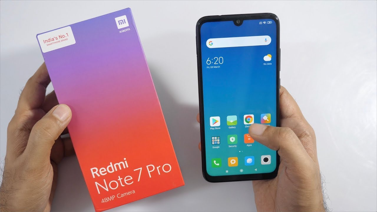 Image result for redmi note 7s on youtube