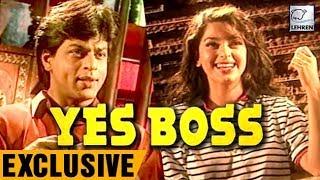 21 Years Of Shah Rukh Khan & Juhi Chawla's YES BOSS   Throwback Video Interviews