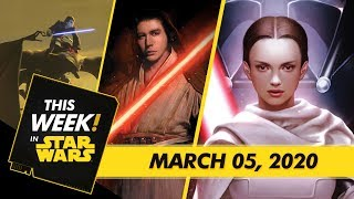 Ben Solo Turns to the Dark Side, The Rise of Skywalker Expands, and More!