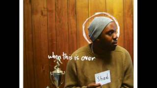 A Story No One Told- Shad K