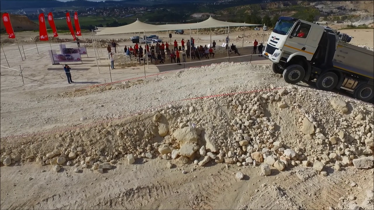 למעלה משאיות טטרה בישראל - YouTube BU-49