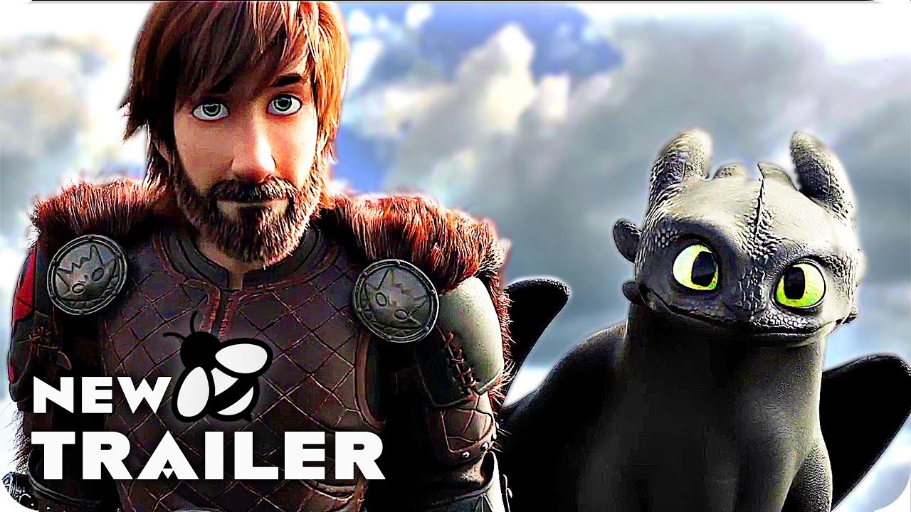 How to train your dragon 3 trailer 2019 the hidden world youtube how to train your dragon 3 trailer 2019 the hidden world ccuart Image collections