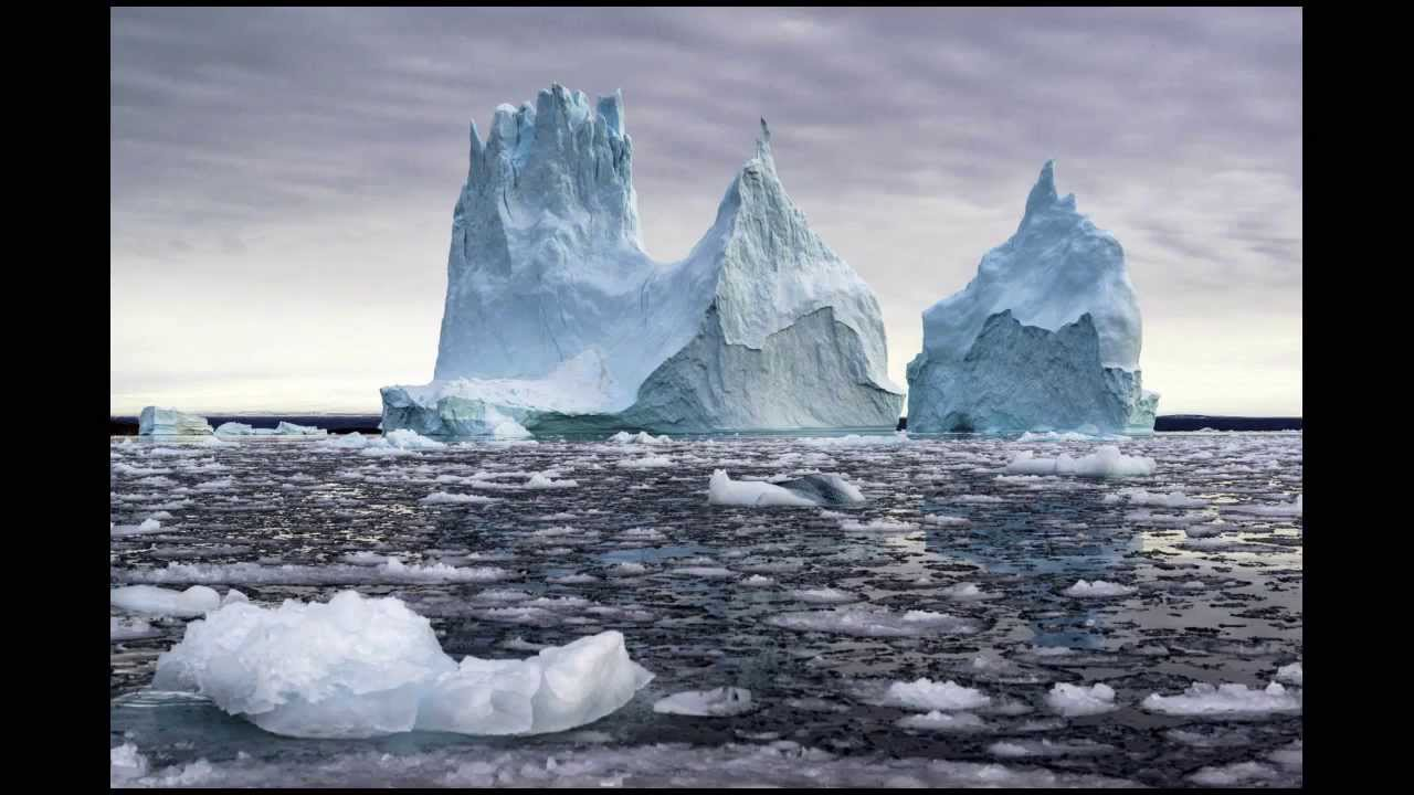 relationship between glaciers and icebergs youtube