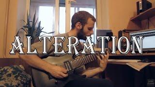 Kalmah - Alteration (cover, tabs)