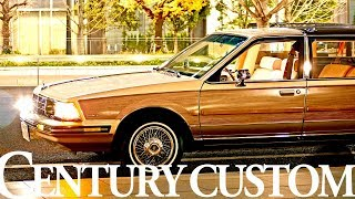 """Luxury!! Buick Century Station Wagon"",Building & Modification."