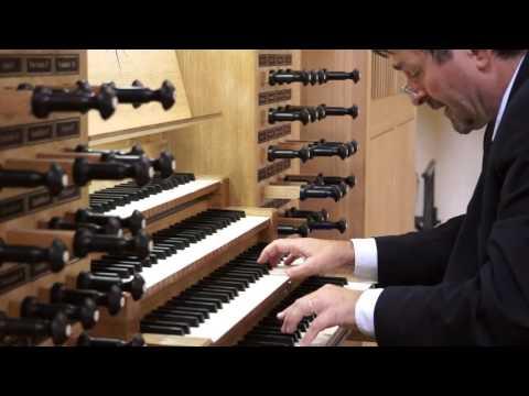 Bartók: A falu tánca/ Der Dorftanz, 1910,  Miklós Árpás, Orgel