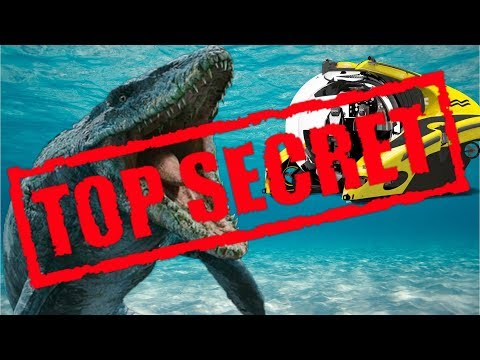 NEW INFO on the Mosasaurus Escape (SECRET MISSION!) - Jurassic World: Fallen Kingdom