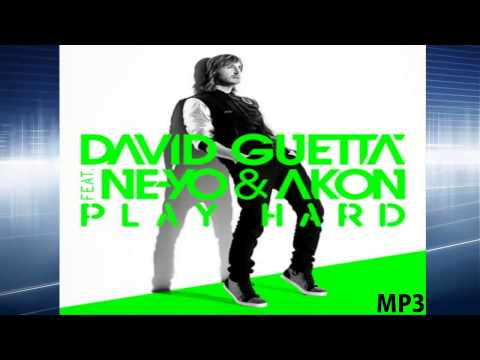 David Guetta-Play Hard MP3