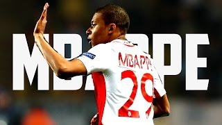 Kylian mbappe ● future star ● skills - goals ● 2017 hd