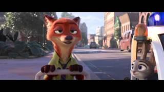 Zootropolis: Město zvířat - HD trailer M - CZ dabing