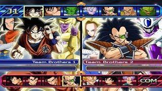Baixar Brothers VS Brothers | Dragon Ball Z Budokai Tenkaichi 3