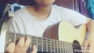 Đếm ngày xa em - Guitar cover ( Bell )