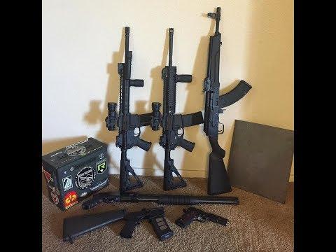 CJ SO COOL SHOWS HIS GUNS ON SNAPCHAT