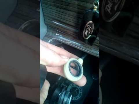 Форд фокус 2 люфт кулисы