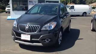 Certified Used 2015 Buick Encore #CU032345 at Hall Chevrolet Buick in Prosser
