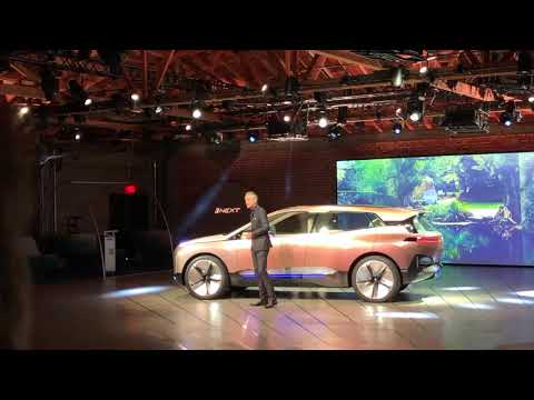 BMW Vision iNext - Design Overview