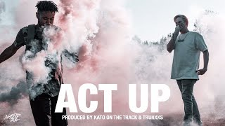 """Act Up"" - Joyner Lucas x Hopsin Type Beat - Dark Energetic Trap Instrumental"