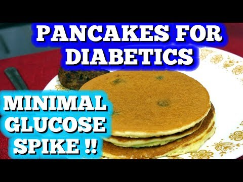 Pancakes For Diabetics - That ACTUALLY TASTE GOOD!
