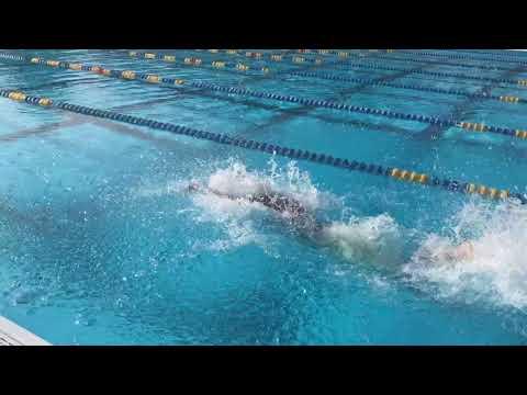 Tomada de tempo 50m livre Bruno Fratus 21.71
