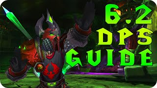 6.2 Unholy Death Knight PvE DPS Guide - Fury of Helfire