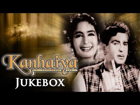 Kanhaiya '1959' All Songs Video JUKEBOX [HD] - Raj Kapoor - Nutan - Shankar Jaikishan Hits