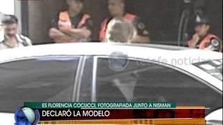 Declaró Florencia Cocucci - Telefe Noticias