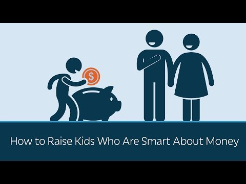 How to Raise Kids Who Are Smart About Money