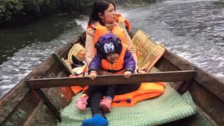 Du ngoạn sông Giăng - Khu du lịch rừng Quốc gia Pù Mát | Con Cuông, Nghệ An