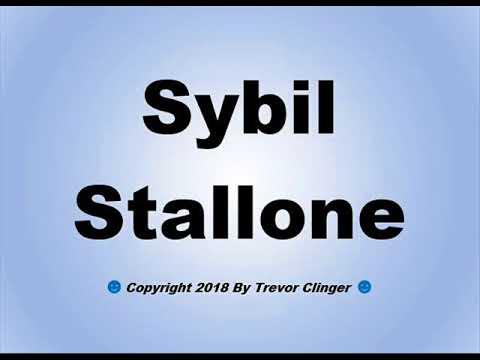 Sybil Stallone Nude Photos 8