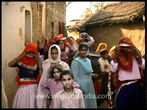Child marriage or Bal Vivaha in Alwar, India!