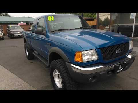 2001 FORD RANGER XLT LIFTED 4X4 4.0L (503)765-5411 TEXT OR CALL