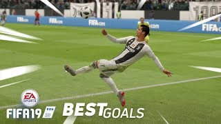 EA Sports FIFA 19 TOP 10 BEST GOALS #2