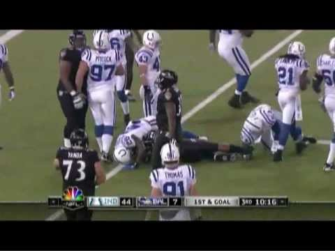Bob Sanders 2007 Highlights