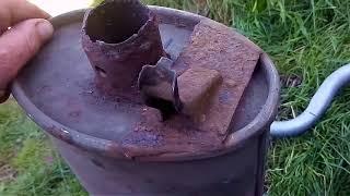 видео Замена глушителя на ваз 2101 своими руками