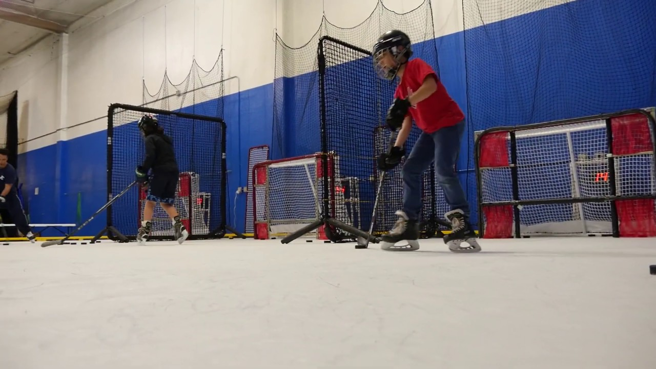 Passing at Inflection Point Hockey
