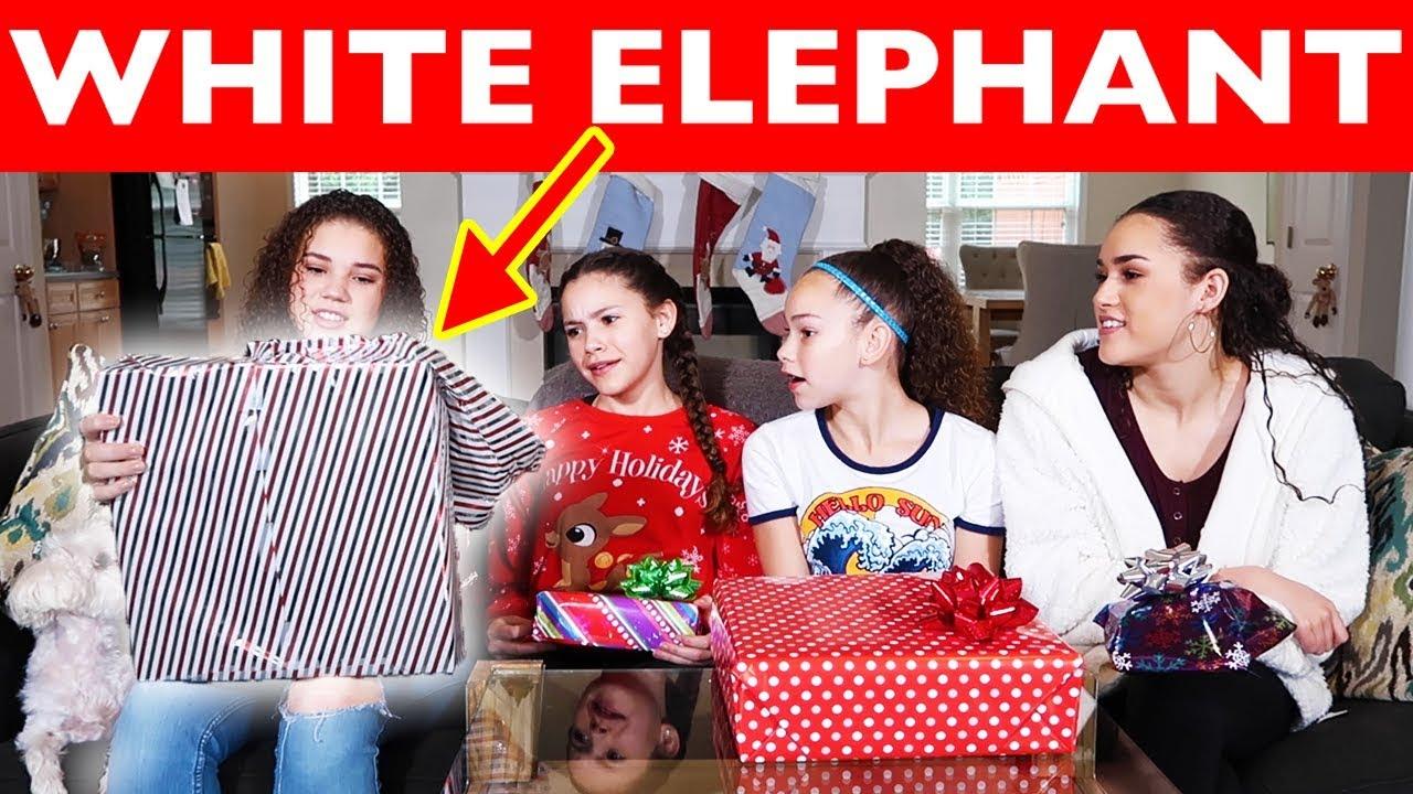 Christmas Sister Swap.White Elephant Sister Edition Haschak Sisters